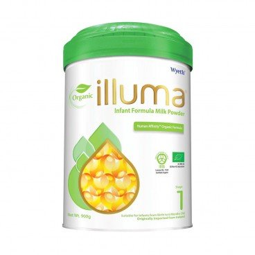 WYETH ILLUMA - Illuma Organic Stage 1 - 900G
