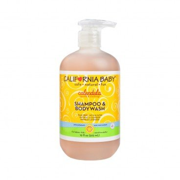 CALIFORNIA BABY Calendula Shampoo Bodywash 562ML
