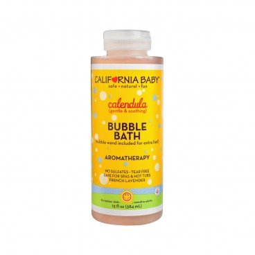 CALIFORNIA BABY Calendula Bubble Bath 384ML