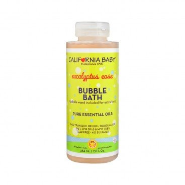 CALIFORNIA BABY - Eucalyptus Ease Bubble Bath - 384ML
