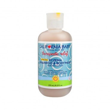 CALIFORNIA BABY Therapeutic Relief Eczema Shampoo Bodywash 251ML