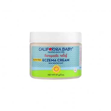 CALIFORNIA BABY Therapeutic Relief Eczema Cream 57G