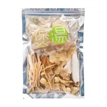 BOTONG Ophiopogon Japonicus And Radix Asparagi Soup Free Dried Sea Coconut PC