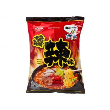 INSTANT NOODLE-KOREAN SPICY