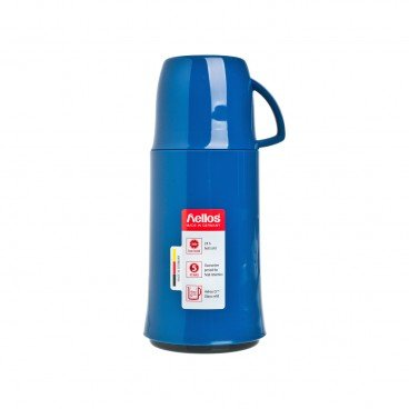 ELEGANCE VACUUM FLASK-DOVE BLUE