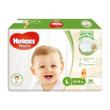 NATURAL SKINCARE DIAPER LARGE