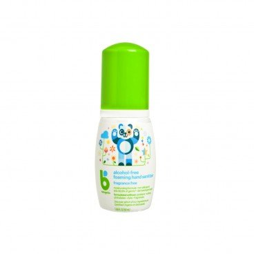 BABYGANICS Hand Sanitizer on the go fragrance Free 50ML