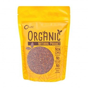 O'FARM Organic Red Quinoa 454G