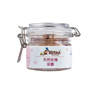 AWITCH HANDMADE Natural Bath Salt rose 200G