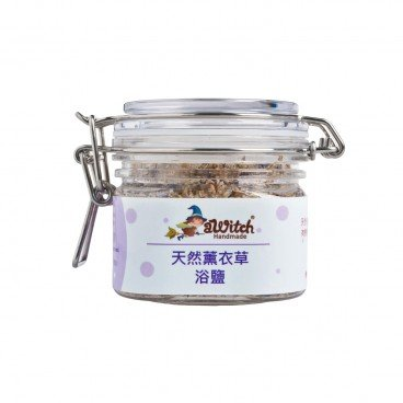 AWITCH HANDMADE Natural Bath Salt lavender 200G