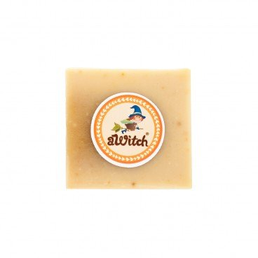AWITCH HANDMADE Handmade Soymilk Facial Bar Soap calendula 95G