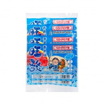 SZE HING LOONG - Fish Snack - 64G