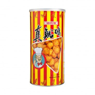 SZE HING LOONG - Tako Cuttlefish Corn Snack - 90G