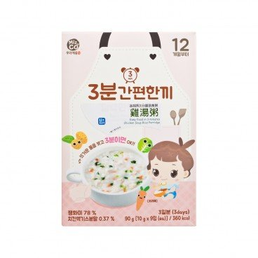 MIZNCO Chicken Soup Rice Porridge 10GX9