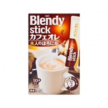 AGF - Blendy Stick Latte - 10GX10