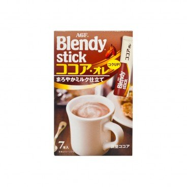 AGF Blendy Stick Chocolate Milk 77G