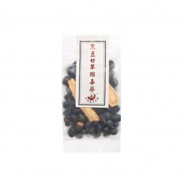 FOUR SEASON TEAHOUSE Black Bean Licorice Tea 25G