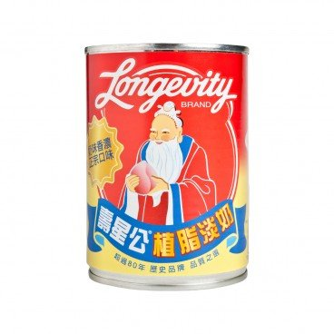 LONGEVITY - Filled Evaporated Milk - 400G