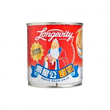 LONGEVITY - Sweetened Milk Spread - 374G