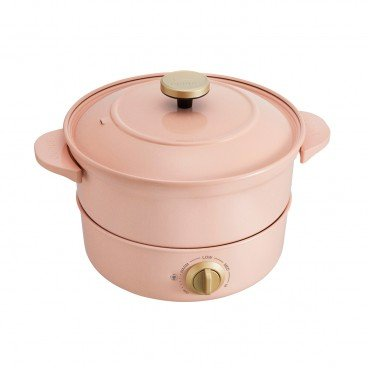 BRUNO Bruno Grill Pot sparkling Pink PC