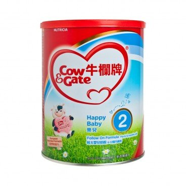 COW & GATE - 2 Follow On Formula - 900G