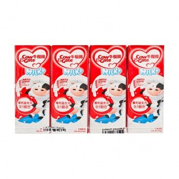 COW & GATE Milk 180MLX4