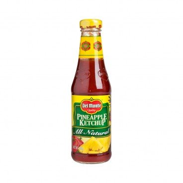 DEL MONTE Pineapple Ketchup 340G