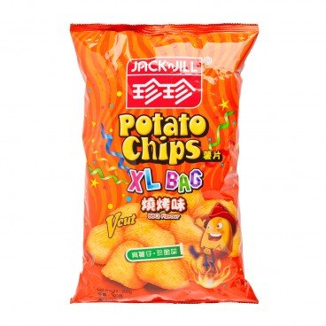 JACK'N JILL Potato Chips V cut Bbq Flavour 200G