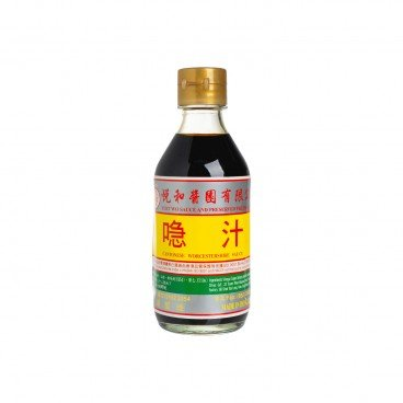 YUET WO Worcestershire Sauce 280ML