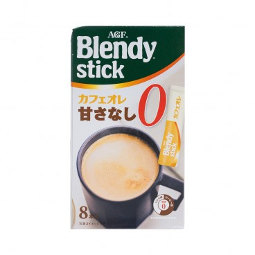 AGF - Blendy Stick sugar Free Coffee - 8.9GX10
