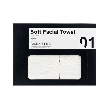 JOSERISTINE BY CHOI FUNG HONG Soft Facial Towel 500'S