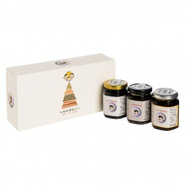 CHRISTMAS SET-LEMON WITH ROCK SUGAR