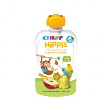 HIPP Organic Apple Pear Banana 100G
