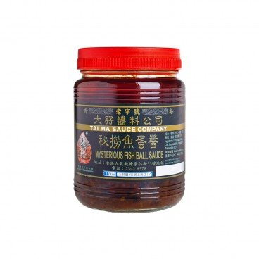 TAI MA - Mysterious Fish Ball Sauce - 340G
