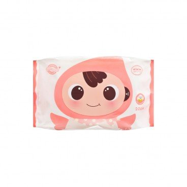 SOONDOONGI Fragrance Free Baby Wet Tissue 20'S