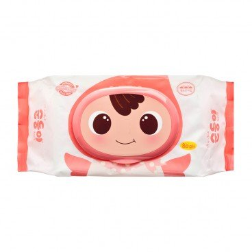 SOONDOONGI Fragrance Free Baby Wet Tissue 80'S
