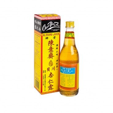CHAN YEE JAI - Almond Juice - 375ML