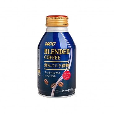 UCC - Blended Coffee low Sugar - 260ML