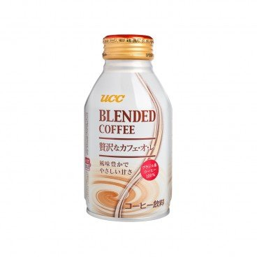 UCC - Blended Coffee smooth - 260ML