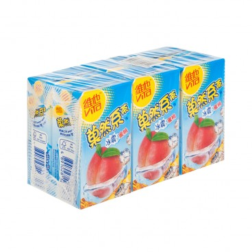 VITA - Gyh Icy Peach Tea - 250MLX6