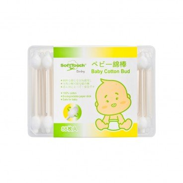 SOFTTOUCH® - Baby Cotton Bud - 88'S