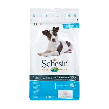 SCHESIR Maintenance Fish small Bites adult Dog 2KG