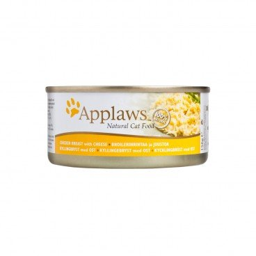 APPLAWS Chicken With Cheese Rich Tin cat 156G
