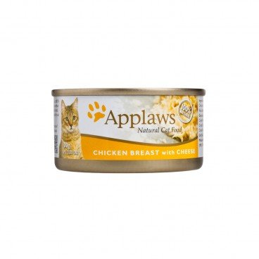APPLAWS Chicken With Cheese Rich Tin cat 70G