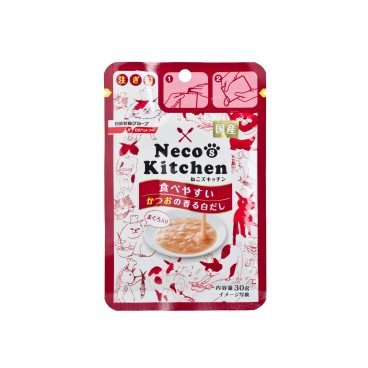 NISSHIN Necos Kitchen Katsuo White Soup With Tuna 30G