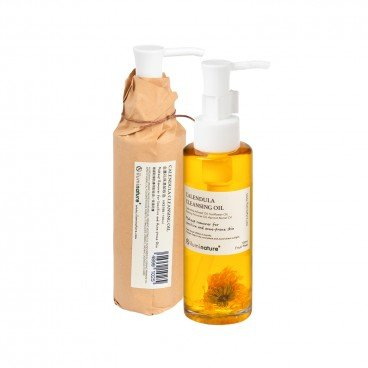ILUMI NATURE Calendula Cleansing Oil 100ML