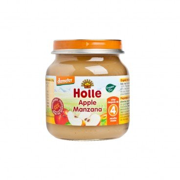 HOLLE - Organic Apple Pure - 125G