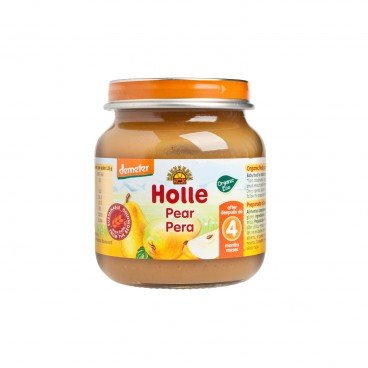 HOLLE - Organic Pear Pure - 125G