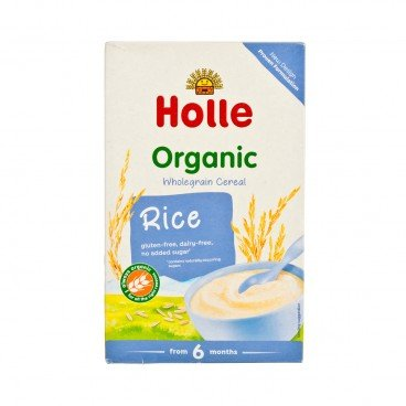 HOLLE - Organic Rice Porridge - 250G