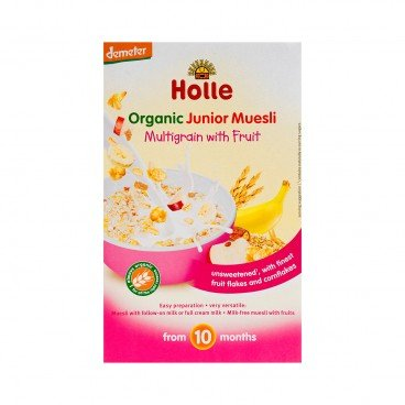 HOLLE - Organic Multigrain With Fruits - 250G